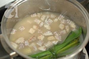 Cách nấu chè Bobochacha hấp dẫn không kém ngoài hàng