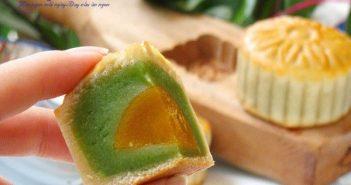 Bí quyết nặn nhân bánh nướng đúng cách cho bánh thêm ngon