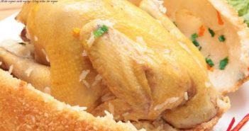 """Cách làm món gà """" không lối thoát """" giòn thơm, ngon hấp dẫn"""
