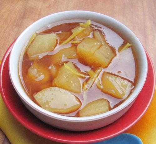 5 món chè nóng hổi chỉ hợp ăn vào mùa đông