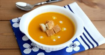 Mùa đông ấm áp với 3 món súp nóng hổi dễ làm