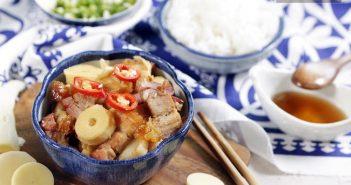 Cách làm món thịt heo quay ăn cực ngon và lạ miệng