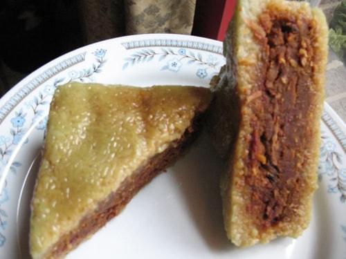 Điểm danh 6 loại bánh chưng của 3 miền trong dịp Tết Nguyên đán
