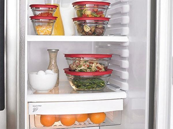 Cách bảo quản thực phẩm an toàn cho ngày Tết nắng ấm