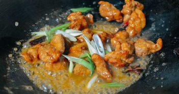 Công thức gà sốt chua ngọt đưa cơm cho bữa tối ngày lạnh