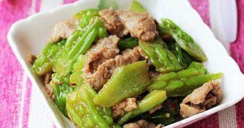Các món ăn mùa hè chế biến từ thịt lợn cho bữa cơm ngon miệng