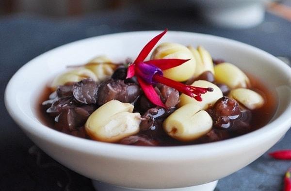 Cách làm món chè đậu đỏ bổ sung dinh dưỡng cho các sĩ tử