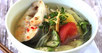 Cách nấu canh chua cá lóc đơn giản, chuẩn vị cho mùa hè nóng nực