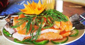 Nguồn gốc và các món ăn đặc sản từ cá hồi Sapa