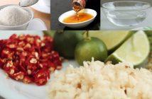 Cách làm nước mắm chua ngọt cho bữa cơm mùa hè thơm ngon 6