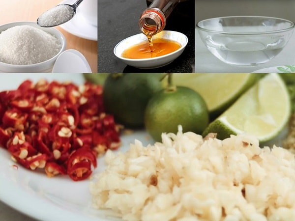 Cách làm nước mắm chua ngọt cho bữa cơm mùa hè thơm ngon