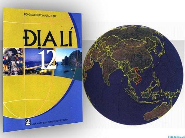 Địa lí là môn học thuộc khối khoa học xã hội
