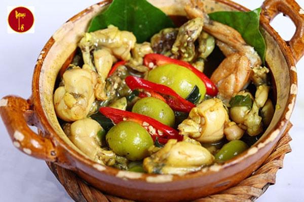 Các món ngon từ thịt ếch cho bữa tối thêm hấp dẫn