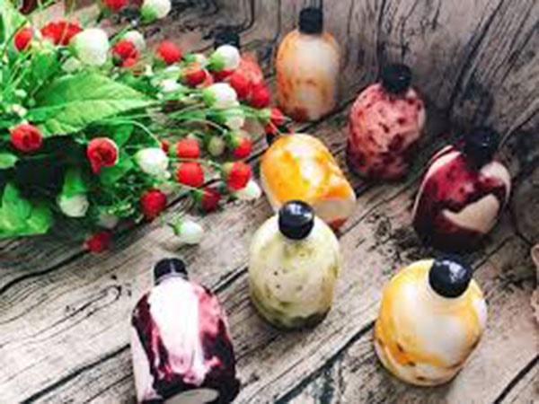 3 công thức làm sữa chua trái cây cho ngày hè 2
