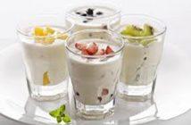 3 công thức làm sữa chua trái cây cho ngày hè