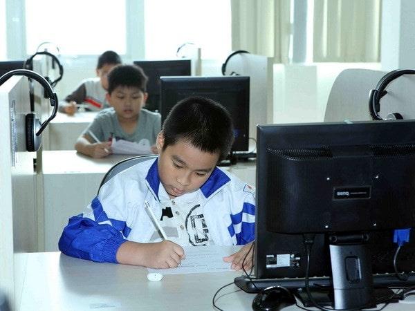 Bí quyết giúp trẻ làm bài thi môn tiếng Anh đạt kết quả tốt