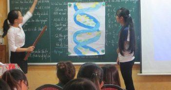 Phương pháp học môn Sinh lớp 12 hiệu quả