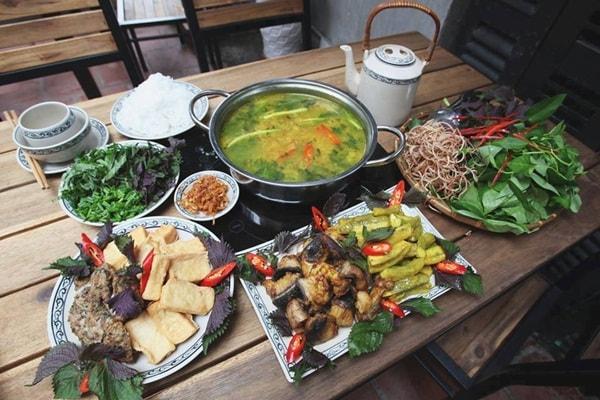 """""""Ngon ngất ngây"""" với 9 món nóng hổi ở Hà Nội vào mùa đông 1"""