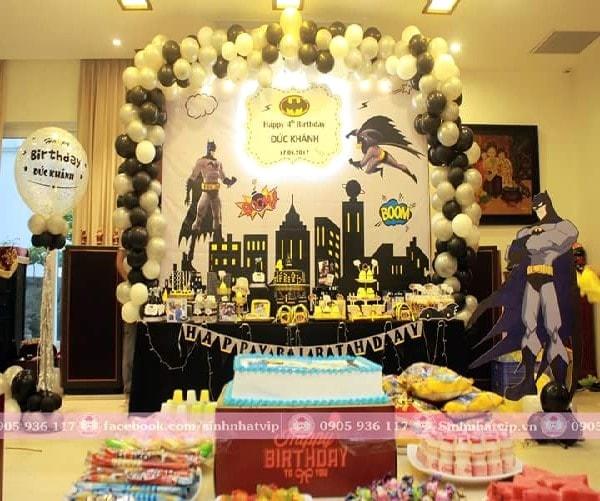 địa điểm tổ chức sinh nhật cho bé ở Hà Nội 1