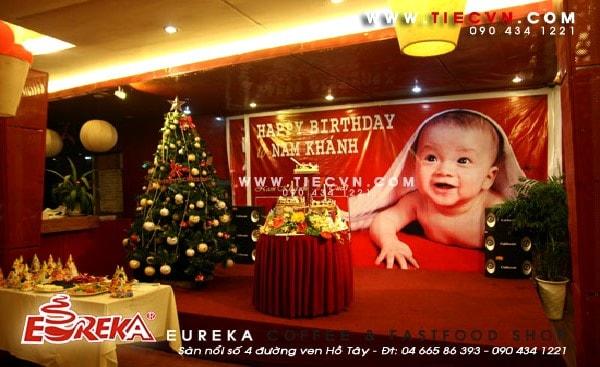 địa điểm tổ chức sinh nhật cho bé ở Hà Nội 2