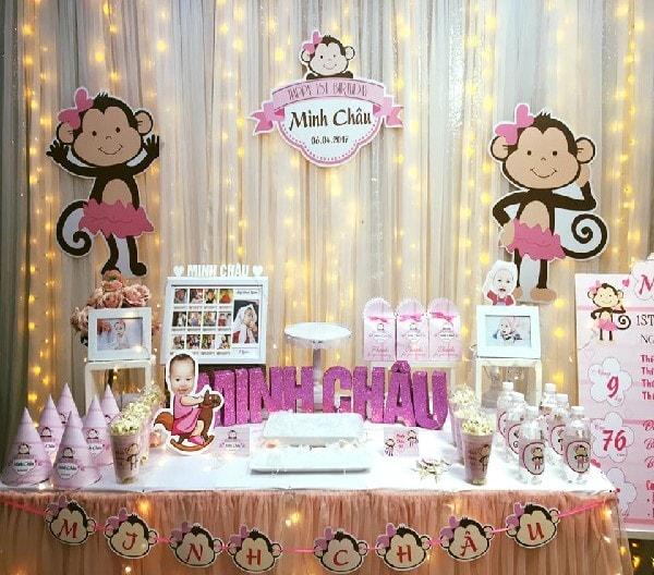 địa điểm tổ chức sinh nhật cho bé ở Hà Nội 3