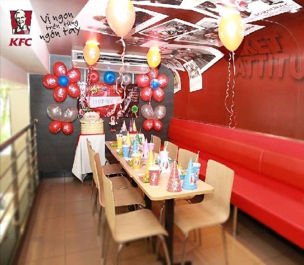 địa điểm tổ chức sinh nhật cho bé ở Hà Nội 5