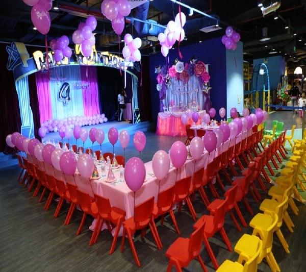 địa điểm tổ chức sinh nhật cho bé ở Hà Nội 8