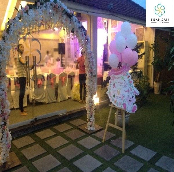 địa điểm tổ chức sinh nhật cho bé ở Hà Nội 9