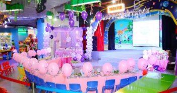 địa điểm tổ chức sinh nhật cho bé ở Hà Nội