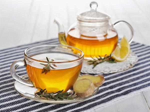 Cách giảm cân bằng trà xanh 2