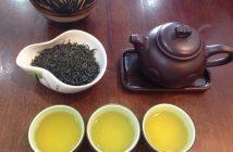 cách sử dụng trà xanh