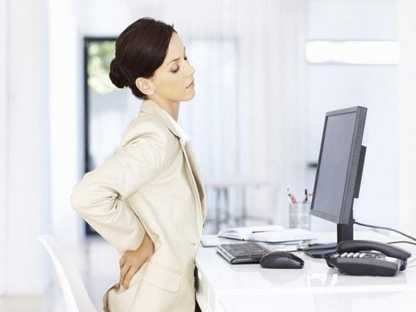 Triệu chứng thường gặp ở thoái hóa cột sống