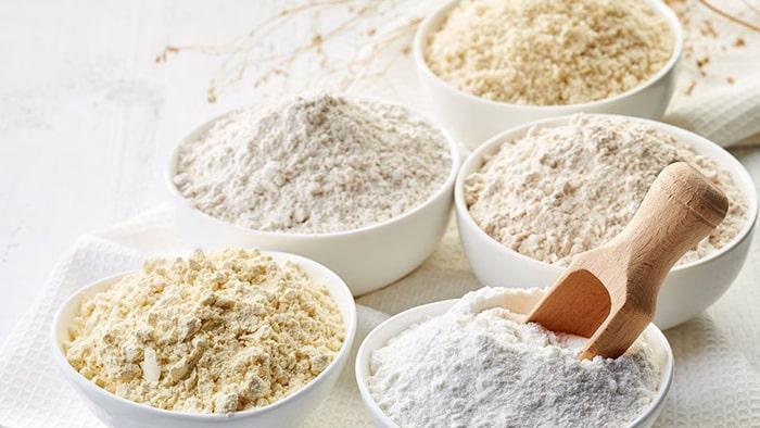 Bột ngũ cốc tinh chế sẽ gây ra nhiều tác hại với sức khỏe