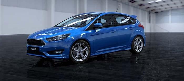 Cập nhật bảng giá Ford Focus mới nhất trên thị trường