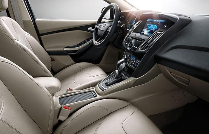 Phiên bản của Ford Focus được trang bị hệ thống an toàn, an ninh
