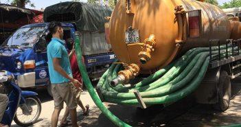 Báo giá thuê dịch vụ hút bể phốt tại Hà Nội