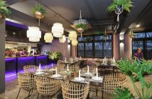 Kiểu nhà hàng sang trọng của các sao Việt kinh doanh
