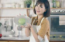 Làm bánh dẻo lạnh thơm ngon đẹp mắt cùng Bích Phương idol
