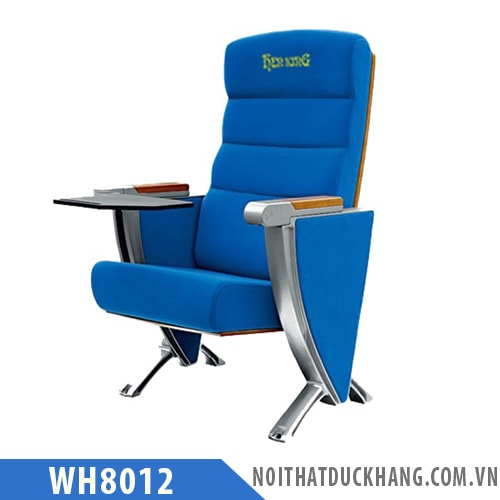 Ghế hội trường WH8012 khung chân ghế chất liệu nhôm định hình