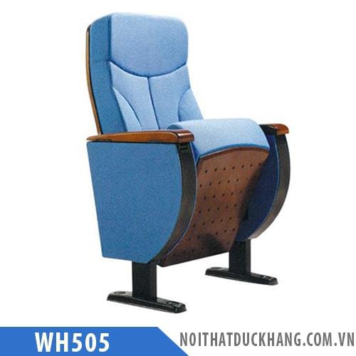 Ghế hội trường WH801-1 kèm bàn viết