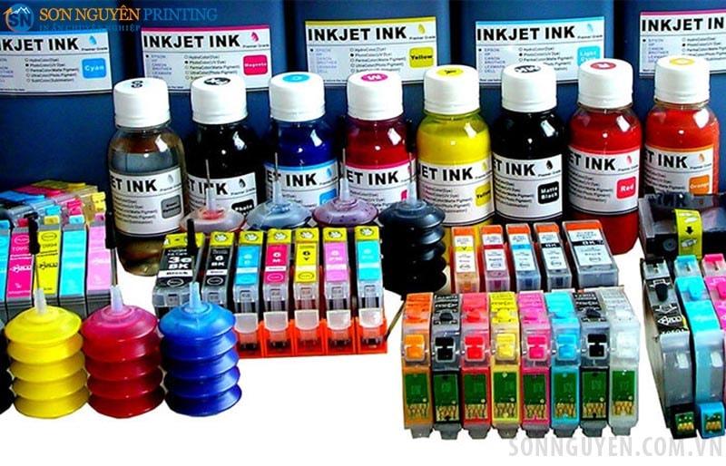 Mực in có thể ảnh hưởng trực tiếp tới chất lượng của bản in và tính thẩm mỹ của sản phẩm