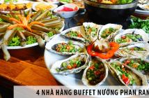 4 nhà hàng buffet nướng phải thử khi đến Phan Rang du lịch