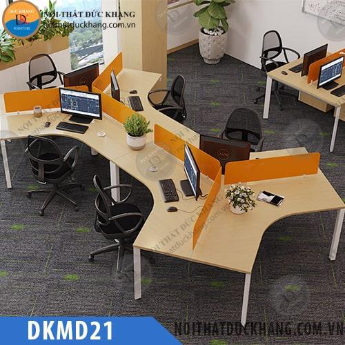 Module bàn làm việc 6 người DKMD21