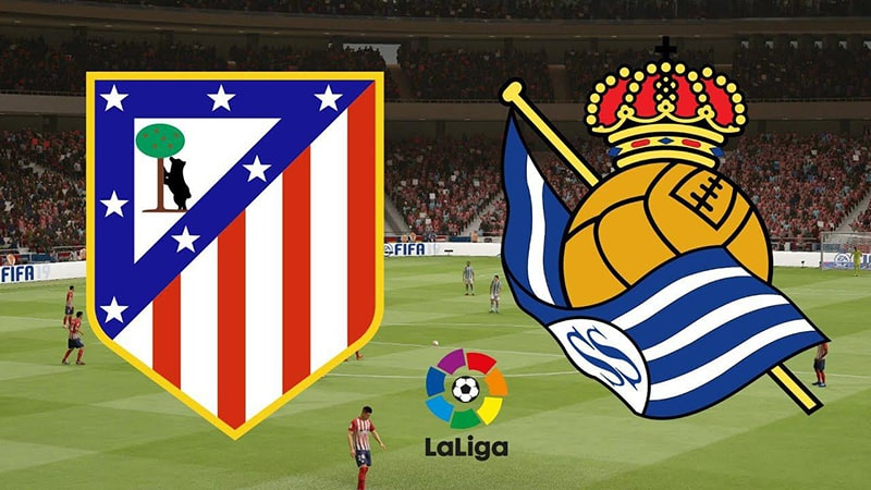 Nhận định bóng đá: Atletico Madrid vs Real Sociedad