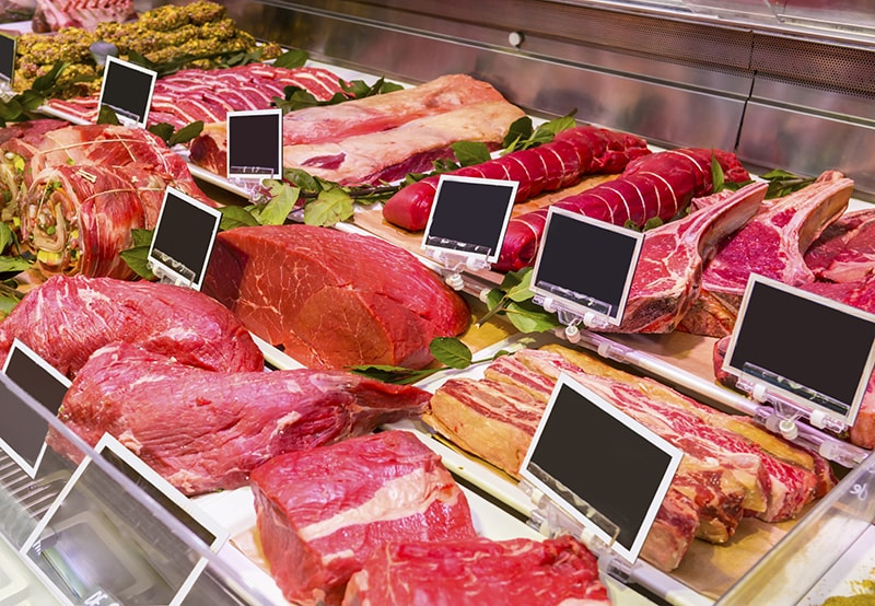 Bị nám da không nên ăn nhiều các loại thịt đỏ